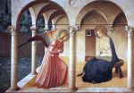 annunciation god proposes gabrielle mary