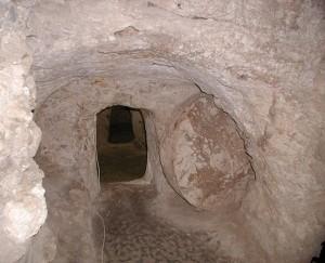 empty tomb real
