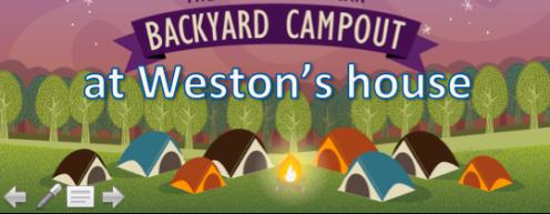 campout weston