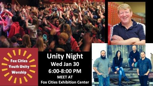 unity night