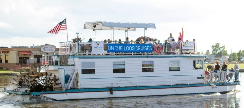 loos river boat cruise